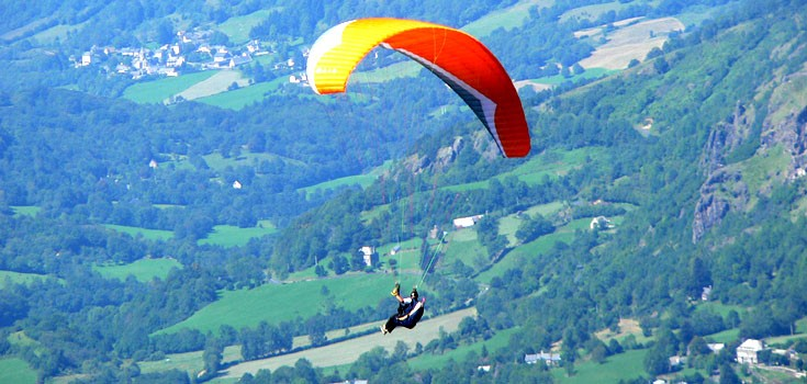 paraglid